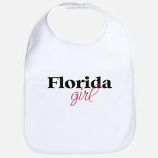 Florida girl (2) Bib