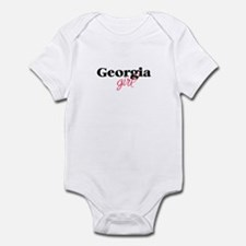 Georgia girl (2) Infant Creeper