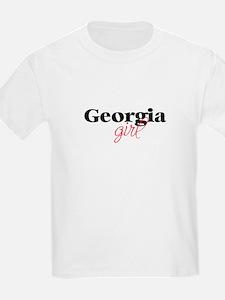 Georgia girl (2) Kids T-Shirt