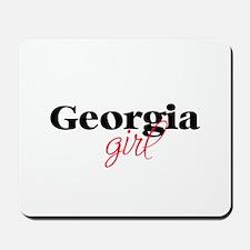 Georgia girl (2) Mousepad