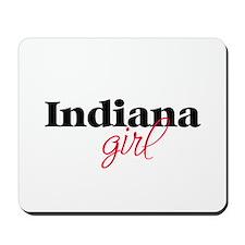 Indiana girl (2) Mousepad