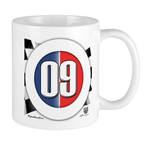 Cars Round Logo 09 Mug