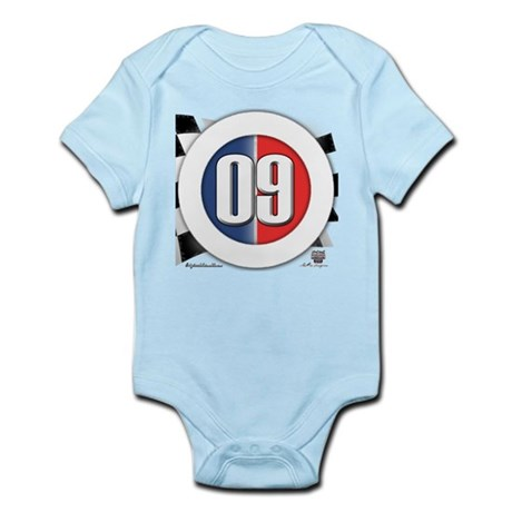Cars Round Logo 09 Infant Bodysuit