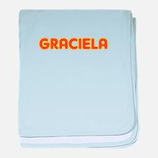 Graciela in Movie Lights baby blanket
