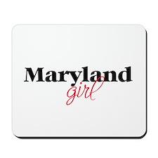 Maryland girl (2) Mousepad