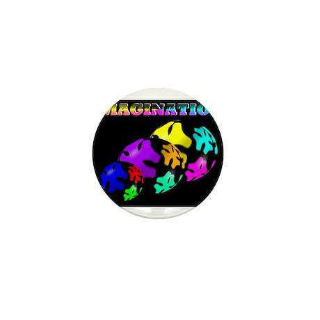 Jmcks Imagination Mini Button (100 pack)