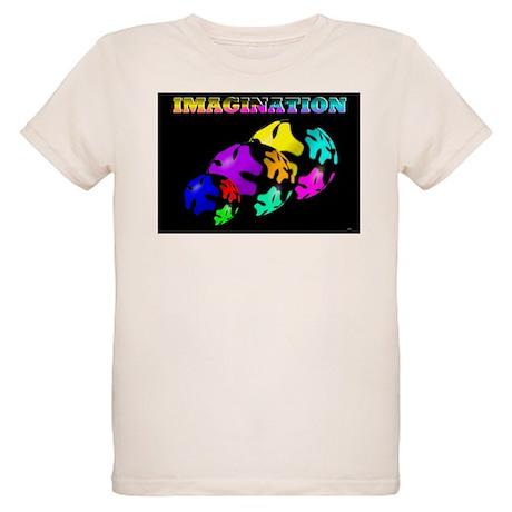 Jmcks Imagination Organic Kids T-Shirt