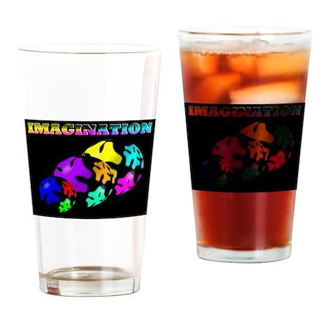 Jmcks Imagination Drinking Glass