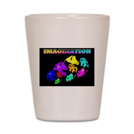 Jmcks Imagination Shot Glass