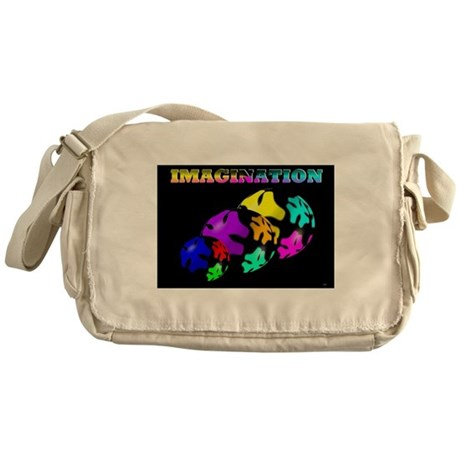 Jmcks Imagination Messenger Bag