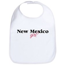 New Mexico girl (2) Bib