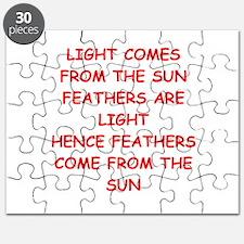 funny genius jokes Puzzle