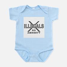 IlleaglsX D16 mx2 Infant Creeper