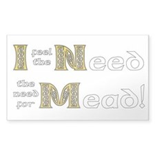 Mead Decal