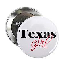 Texas girl (2) Button