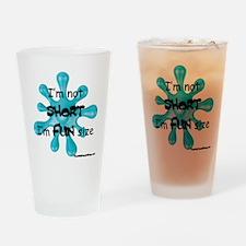 'Fun Size' Drinking Glass
