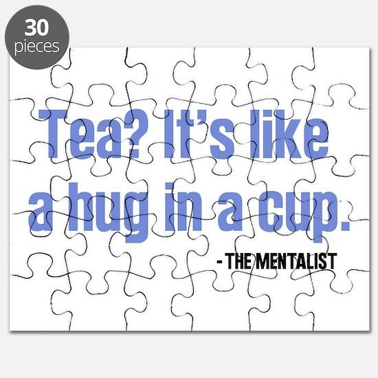 Unique Thementalisttv Puzzle