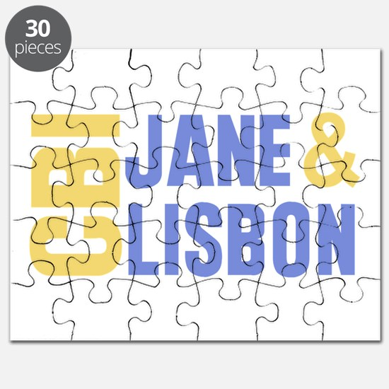 Funny Thementalisttv Puzzle
