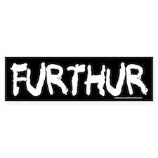 Furthur 1 Bumper Bumper Sticker