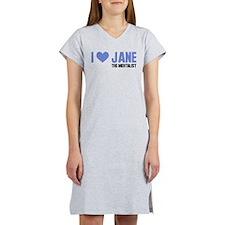 Cool Mentalist Women's Nightshirt