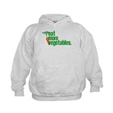 Eat More Vegetables Hoodie