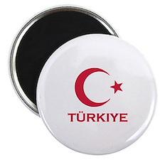 Turkey Magnet