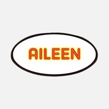 Aileen in Movie Lights Patches