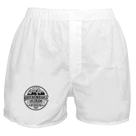 Breckenridge Old Circle Boxer Shorts