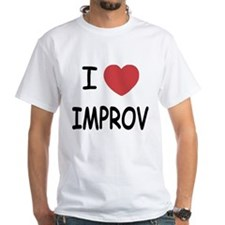 I heart improv Shirt