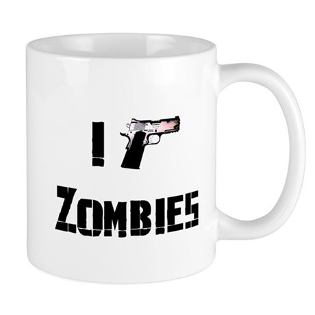 I Kimber Zombies Mug