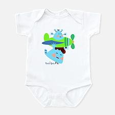 Born to fly Infant Bodysuit