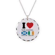 SCOTLAND-IRELAND Necklace