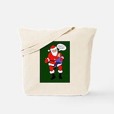 Cute Funny hanukkah Tote Bag
