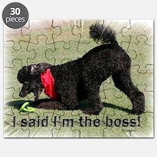 Unique Poodle Puzzle