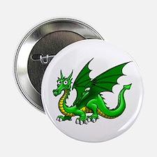 "Green Dragon 2.25"" Button"
