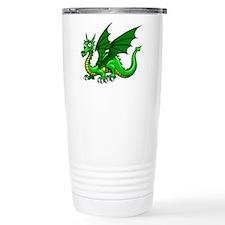 Green Dragon Travel Coffee Mug