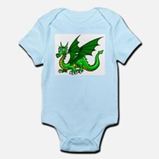 Green Dragon Infant Bodysuit