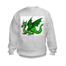 Green Dragon Sweatshirt