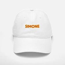 Simone in Movie Lights Baseball Baseball Cap