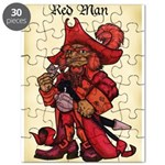 Red Man Puzzle