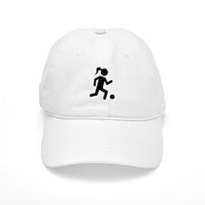Women's soccer Baseball Cap