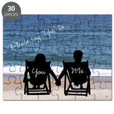 """""""Say Yes"""" Proposal Puzzle"""
