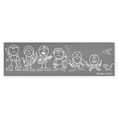 "OOTS ""Family"" Car Bumper Sticker"