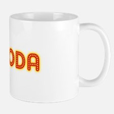 Rhoda in Movie Lights Mug