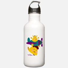 Born to fly Water Bottle