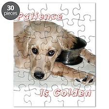 Golden Patience Puzzle