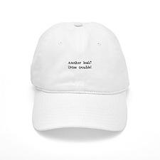 urine trouble Baseball Cap