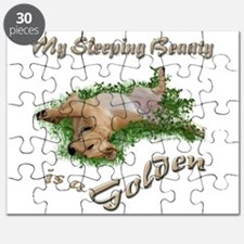 Golden Sleeping Beauty Puzzle