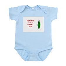 Mommy's Cuddle Bug Infant Bodysuit