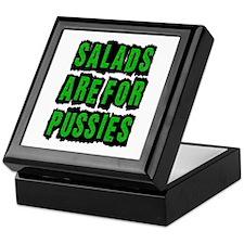Cute Salads Keepsake Box